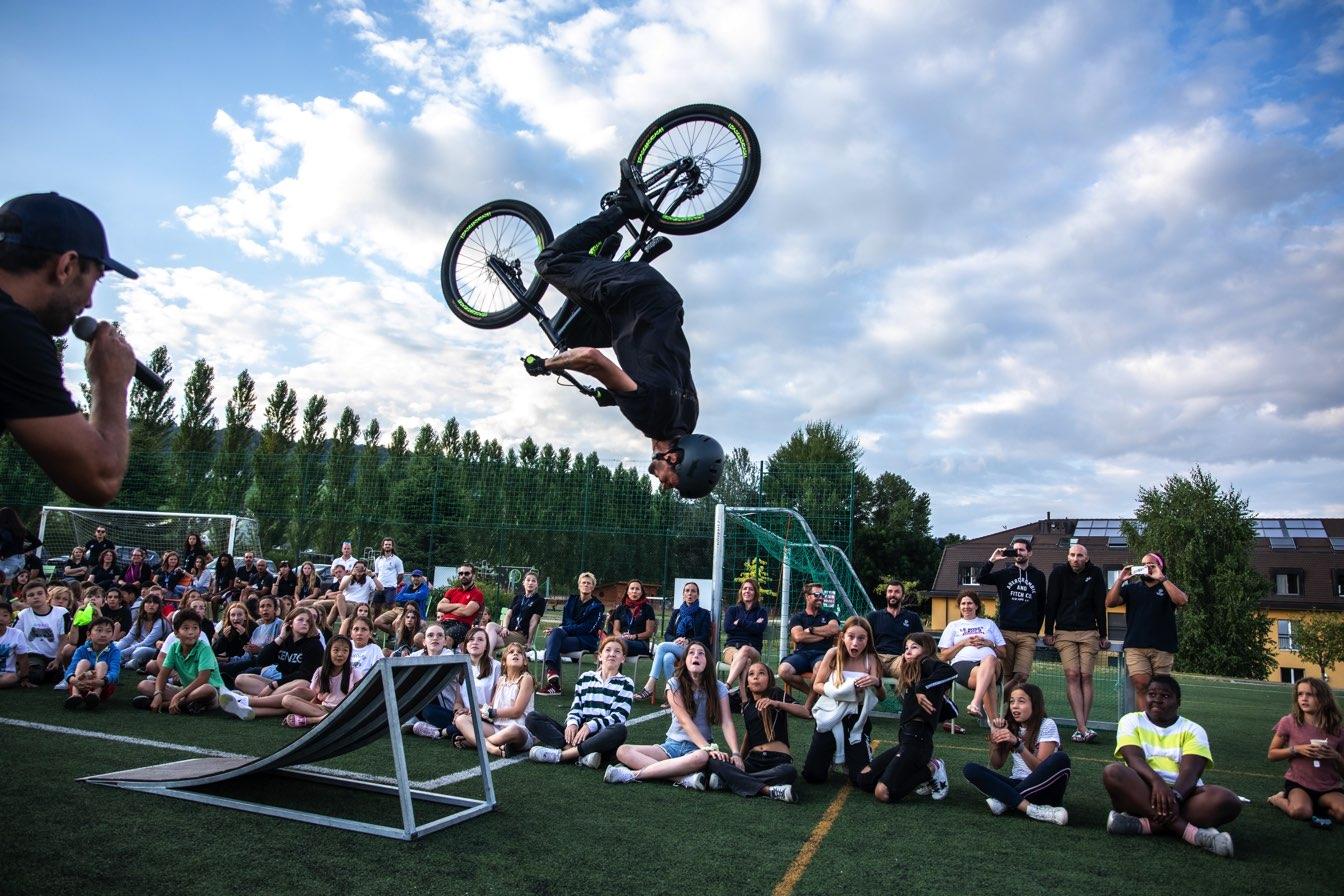 Photos Show multisports Rolle Suisse 24 juillet