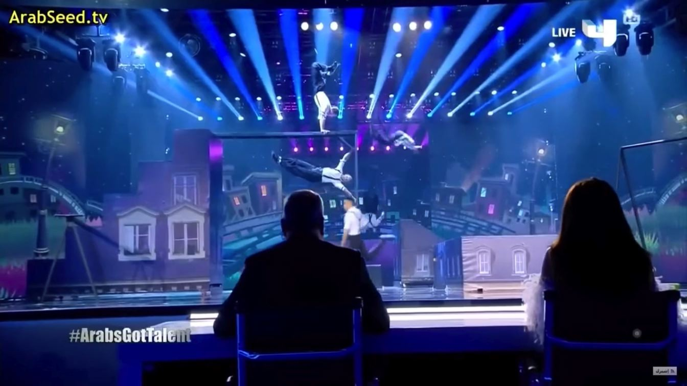 Finale de Arabs Got Talent Beyrouth 2019