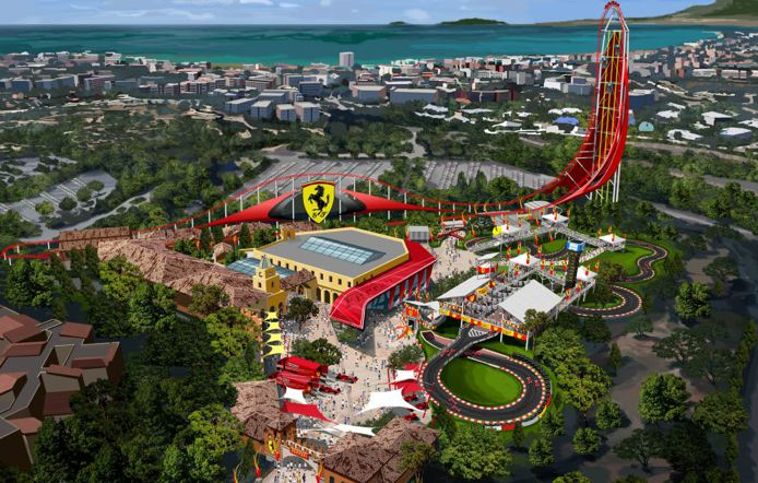 X-Sports Shows signe un contrat avec le Parc PortAventura World en 2020