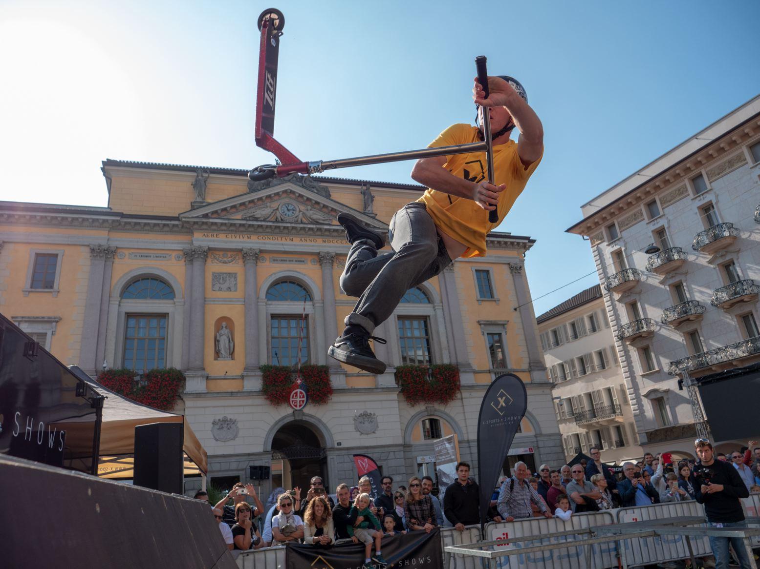 Shows février 2020 - PortAventura - Ville de Nice - Retour sur Lugano
