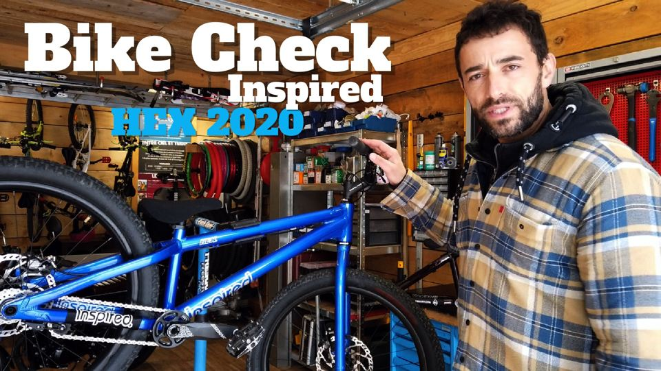 Yohan Triboulat Bike Check 2020 / Training