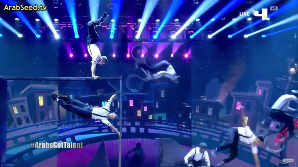 Arabs Got Talent - The final