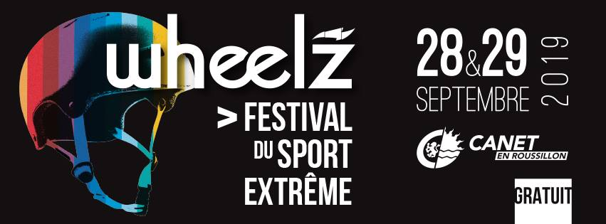 X-sports shows sur le Wheelz Festival